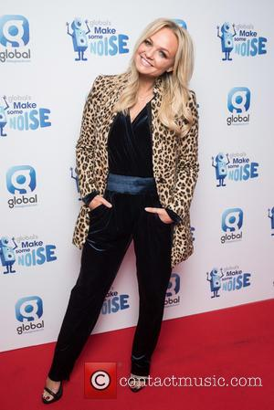 Emma Bunton - Global's Make Some Noise gala night held at Supernova - Arrivals. - London, United Kingdom - Tuesday...
