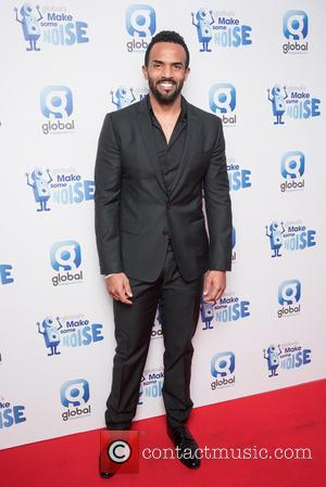 Craig David - Global's Make Some Noise gala night held at Supernova - Arrivals. - London, United Kingdom - Tuesday...