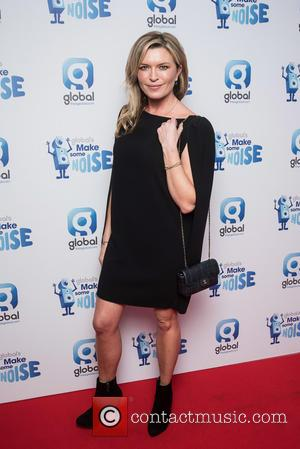 Tina Hobley - Global's Make Some Noise gala night held at Supernova - Arrivals. - London, United Kingdom - Tuesday...