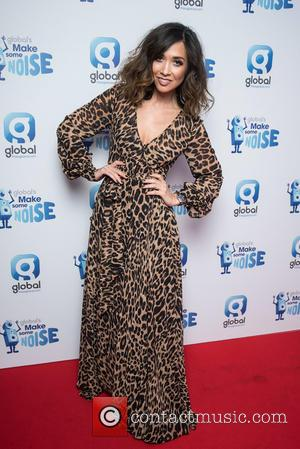 Myleene Klass - Global's Make Some Noise gala night held at Supernova - Arrivals. - London, United Kingdom - Tuesday...