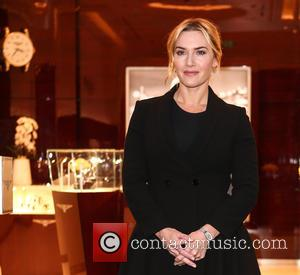 Kate Winslet - Kate Winslet opens the Longines Boutique on Oxford Street - London, United Kingdom - Tuesday 24th November...