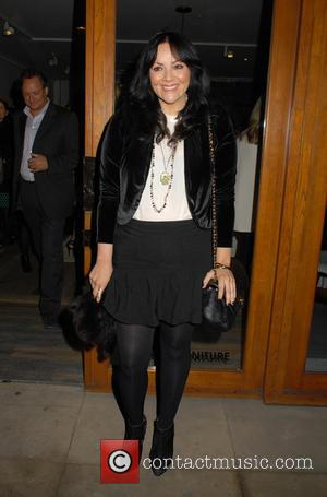 Martine McCutcheon - Look Good... Feel Better - launch event at Anna Casa Interiors - London, United Kingdom - Tuesday...