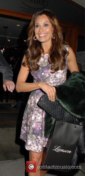Melanie Sykes - Look Good... Feel Better - launch event at Anna Casa Interiors - London, United Kingdom - Tuesday...