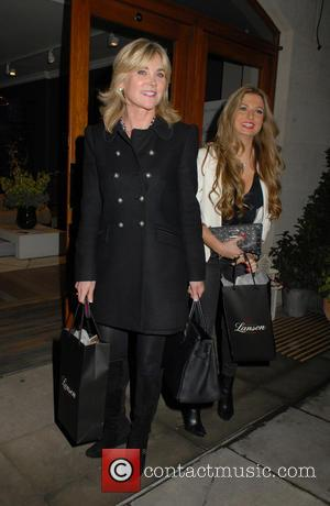 Anthea Turner , Zara Holland - Look Good... Feel Better - launch event at Anna Casa Interiors - London, United...