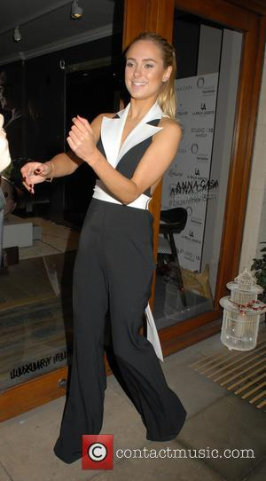 Kimberley Garner - Look Good... Feel Better - launch event at Anna Casa Interiors - London, United Kingdom - Tuesday...