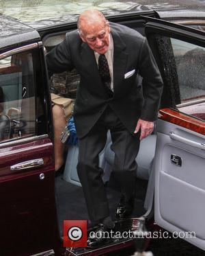 Prince Philip , Duke of Edinburgh - The Queen, accompanied by the Duke of Edinburgh, attends the Inauguration of the...