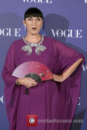 Rossy de Palma - 'Vogue joyas' awards photocall at Palace hotel - Arrivals - Madrid, Spain - Tuesday 24th November...