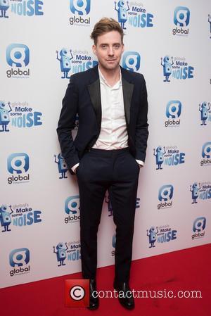 Ricky Wilson - Global's Make Some Noise gala night held at Supernova - Arrivals. - London, United Kingdom - Tuesday...