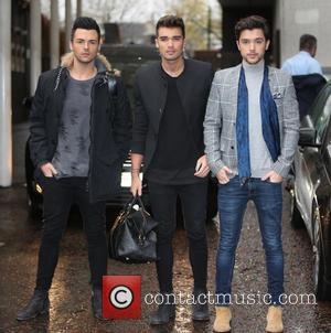 Union J, Josh Cuthbert, Jj Hamblett and Jaymi Hensley