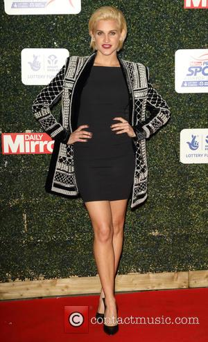 Ashley Roberts - Daily Mirror Pride of Sport Awards at the Grosvenor House Hotel, Park Lane, London at Grosvenor House...