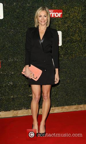 Jenni Falconer - Daily Mirror Pride of Sport Awards at the Grosvenor House Hotel, Park Lane, London at Grosvenor House...