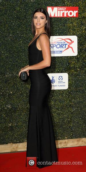 Lucy Mecklenburgh - Daily Mirror Pride of Sport Awards at the Grosvenor House Hotel, Park Lane, London at Grosvenor House...
