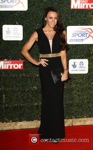 Michelle Heaton - Daily Mirror Pride of Sport Awards at the Grosvenor House Hotel, Park Lane, London at Grosvenor House...