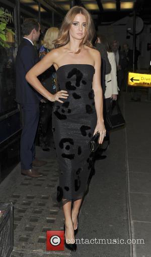Millie Mackintosh - various celebrities attend La Legende de la Palme d Or  special screening - London, United Kingdom...