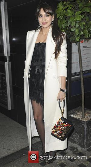 Zara Martin - various celebrities attend La Legende de la Palme d Or  special screening - London, United Kingdom...