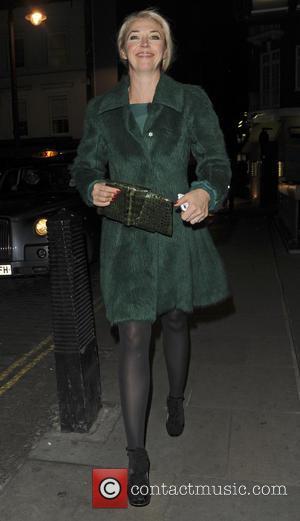 Tamara Beckwith - various celebrities attend La Legende de la Palme d Or  special screening - London, United Kingdom...