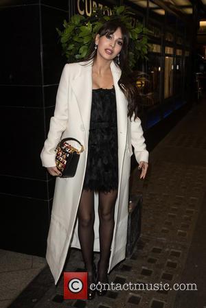 Zara Martin - La Legende de la Palme D'Or screening held at the Curzon Mayfair - Arrivals. - London, United...