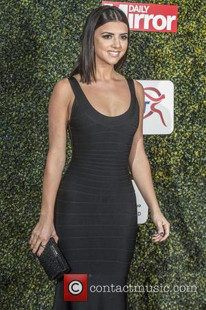 Lucy Mecklenburgh - Celebrities  attends the