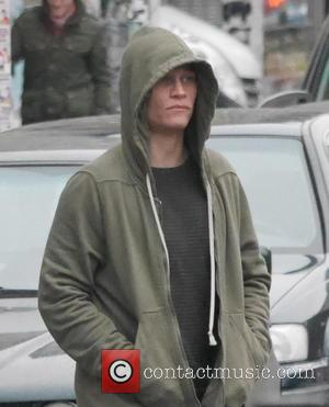 Vinzenz Kiefer - Vinzenz Kiefer on set of the Bourne Sequel. The German has been filming scenes with Matt Damon...