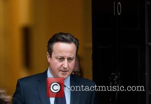 David Cameron - David Cameron leaves 10 Downing Street before going to the House of Commons. - London, United Kingdom...