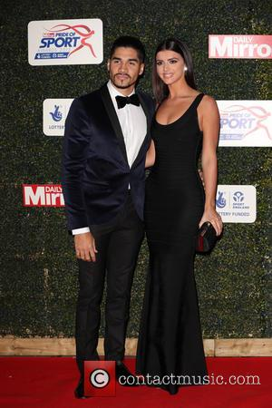 Lucy Mecklenburgh - Daily Mirror and Sport England Pride of Sport Awards at Grosvenor House Hotel in London at Grosvenor...