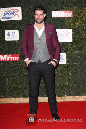Matt Johnson - Celebrities attend Daily Mirror and Sport England Pride of Sport Awards at Grosvenor House Hotel in London....