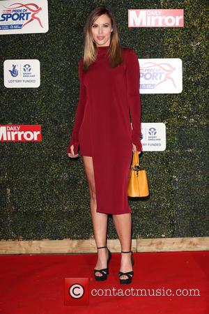 Charlie Webster - Daily Mirror and Sport England Pride of Sport Awards at Grosvenor House Hotel in London at Grosvenor...