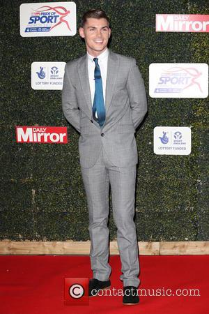 Kieron Richardson - Daily Mirror and Sport England Pride of Sport Awards at Grosvenor House Hotel in London at Grosvenor...