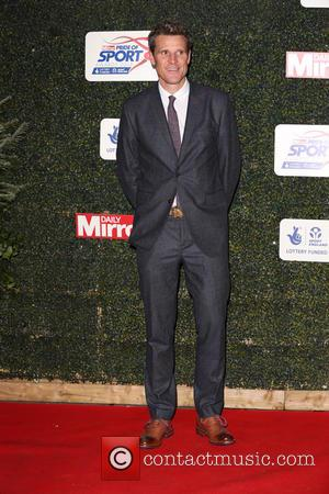 James Cracknell - Daily Mirror and Sport England Pride of Sport Awards at Grosvenor House Hotel in London at Grosvenor...