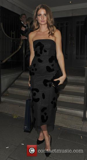 Millie Mackintosh - Screening La Legende de La Palme d'Or - Afterparty at China Tang - London, United Kingdom -...