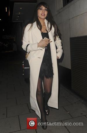 Zara Martin - Screening La Legende de La Palme d'Or - Afterparty at China Tang - London, United Kingdom -...