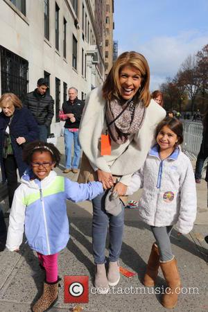 Hoda Kotb - 89th Annual Macys Thanksgiving Day Parade - New York, New York, United States - Thursday 26th November...