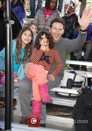 Mark Feuerstein , family - 89th Annual Macy's Thanksgiving Day Parade at Macy's - New York City, New York, United...