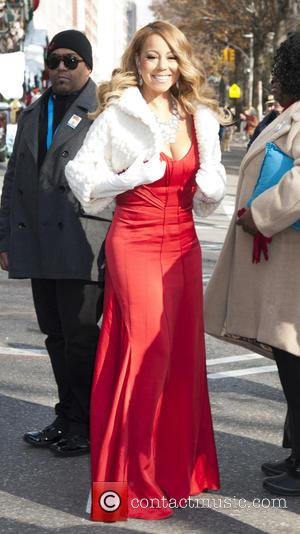 Mariah Carey - 2015 Macys Thanksgiving Day Parade at Central Park West - New York, New York, United States -...