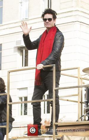 Patrick Monahan - 2015 Macys Thanksgiving Day Parade at Central Park West - New York, New York, United States -...