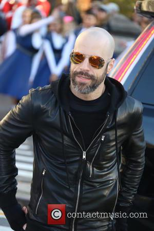 Chris Daughtry - Celebrities attend the 89th annual Macy's Thanksgiving Day Parade at Macy's Thanksgiving Day Parade - New York...