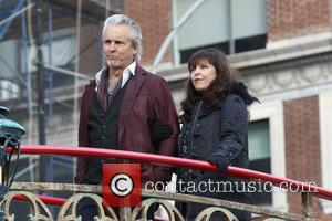 Pat Benatar and Neil Giraldo