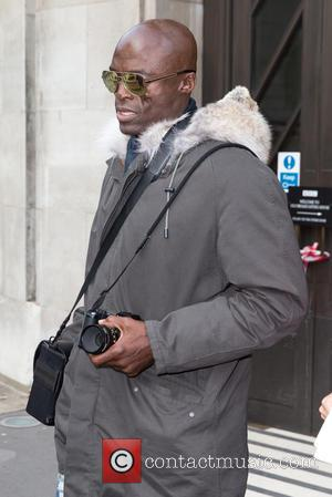 Seal - Celebrities at the BBC Studios at BBC Portland Place - London, United Kingdom - Thursday 26th November 2015