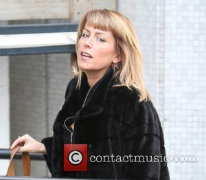 Fay Ripley - Fay Ripley outside ITV Studios - London, United Kingdom - Thursday 26th November 2015