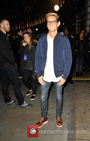 Oliver Proudlock - SuperDry launch their new A/W 15 premium menswear collection at the SuperDry flagship store on Regent Street...