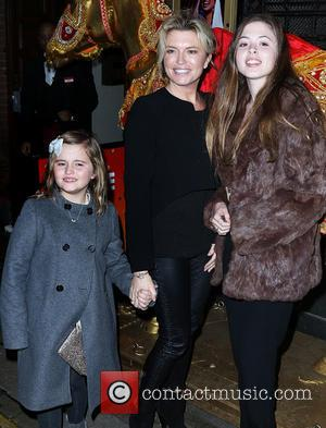 Tina Hobley - Bend it like Beckham Gala Night at the Phoenix Theatre, London at Phoenix Theatre - London, United...