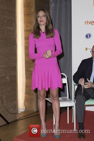 Eva Gonzalez - Eva Gonzalez attends the presentation of the 3rd edition 'Junior MasterChef' in Madrid - Madrid, Spain -...