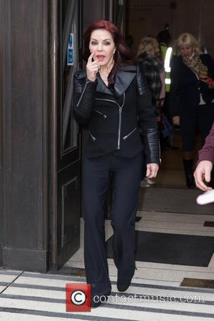 Priscilla Presley - Celebrities at the BBC Studios at BBC Portland Place - London, United Kingdom - Friday 27th November...