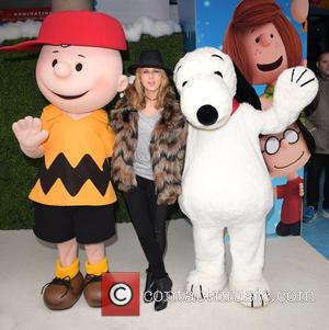 Kate Garraway - The UK gala screening of 'Snoopy and Charlie Brown: A Peanuts Movie' at Vue West End -...