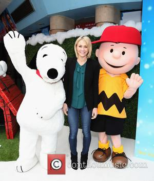 Jenni Falconer - The UK gala screening of 'Snoopy and Charlie Brown: A Peanuts Movie' at Vue West End -...