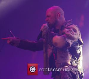 Five Finger Death Punch and Ivan Moody