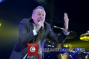 Jim Kerr - Simple Minds performing live at the SSE Hydro at the SECC in Glasgow at SSE Hydro SECC...