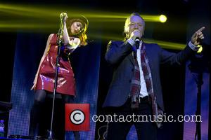 Jim Kerr and Catherine Ad