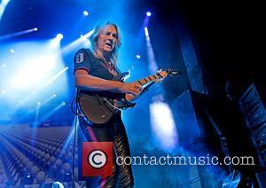 Glenn Tipton and Judas Priest