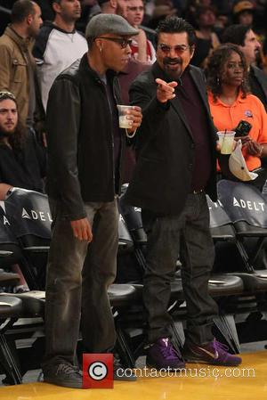 George Lopez and Arsenio Hall